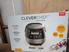 | 7x | DREW&COLE CLEVERCHEF | UNCHECKED AND BOXED | NO ONLINE RE-SALE | SKU 5060541511682 | RRP £