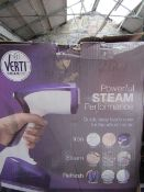 | 10X | VERTI STEAM PRO'S | UNCHECKED AND BOXED | NO ONLINE RESALE | RRP £43.99 |TOTAL LOT RRP £