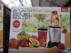| 9X | MAGIC BULLET | UNCHECKED AND BOXED | NO ONLINE RE-SALE | SKU C5060191467360 | RRP £39.99 |
