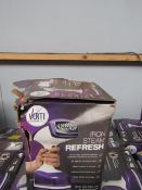 | 8X | VERTI STEAM PRO'S | UNCHECKED AND BOXED | NO ONLINE RESALE | RRP £43.99 |TOTAL LOT RRP £351.