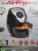   5X   POWER AIR FRYER 3.2L   UNCHECKED AND BOXED   NO ONLINE RE-SALE   SKU 5060191468053  RRP £79.