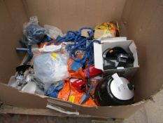 | 1X | PALLET OF APPROX 15X VARIOUS LOOSE ELECTRICALS | ALL UNCHECKED AND MAY BE MISSING PARTS |