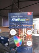 | 10X | STARTASTIC MAX ACTION LASER PROJECTORS | UNCHECKED AND BOXED | NO ONLINE RE-SALE | SKU