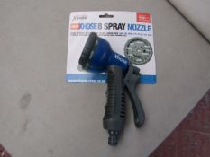 | 1x | XHOSE 8 FUNCTION SPRAY NOZZLE | NEW | NO ONLINE RESALE |