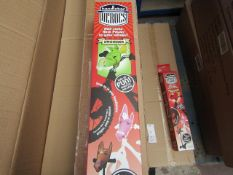 Handlebar Heroes handle bar attachment accessories, new and boxed. See picture for design
