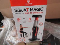 2X | NEW IMAGE SQUAT MAGIC | UNCHECKED AND BOXED | NO ONLINE RE-SALE | SKU C5060191467513 | RRP £