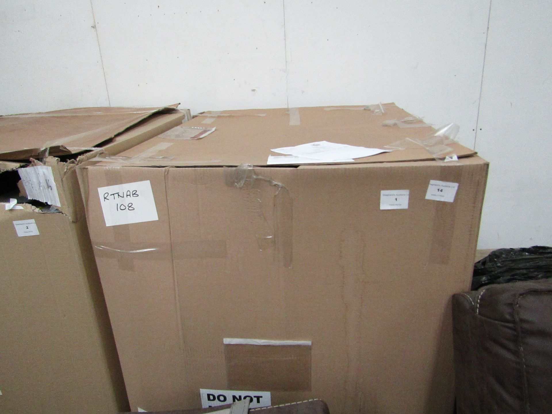 | 1x | PALLET OF APPROX 35 AIRBEDS | UNCHECKED CUSTOMER RETURNS | REF RTNAB108 |please note that all