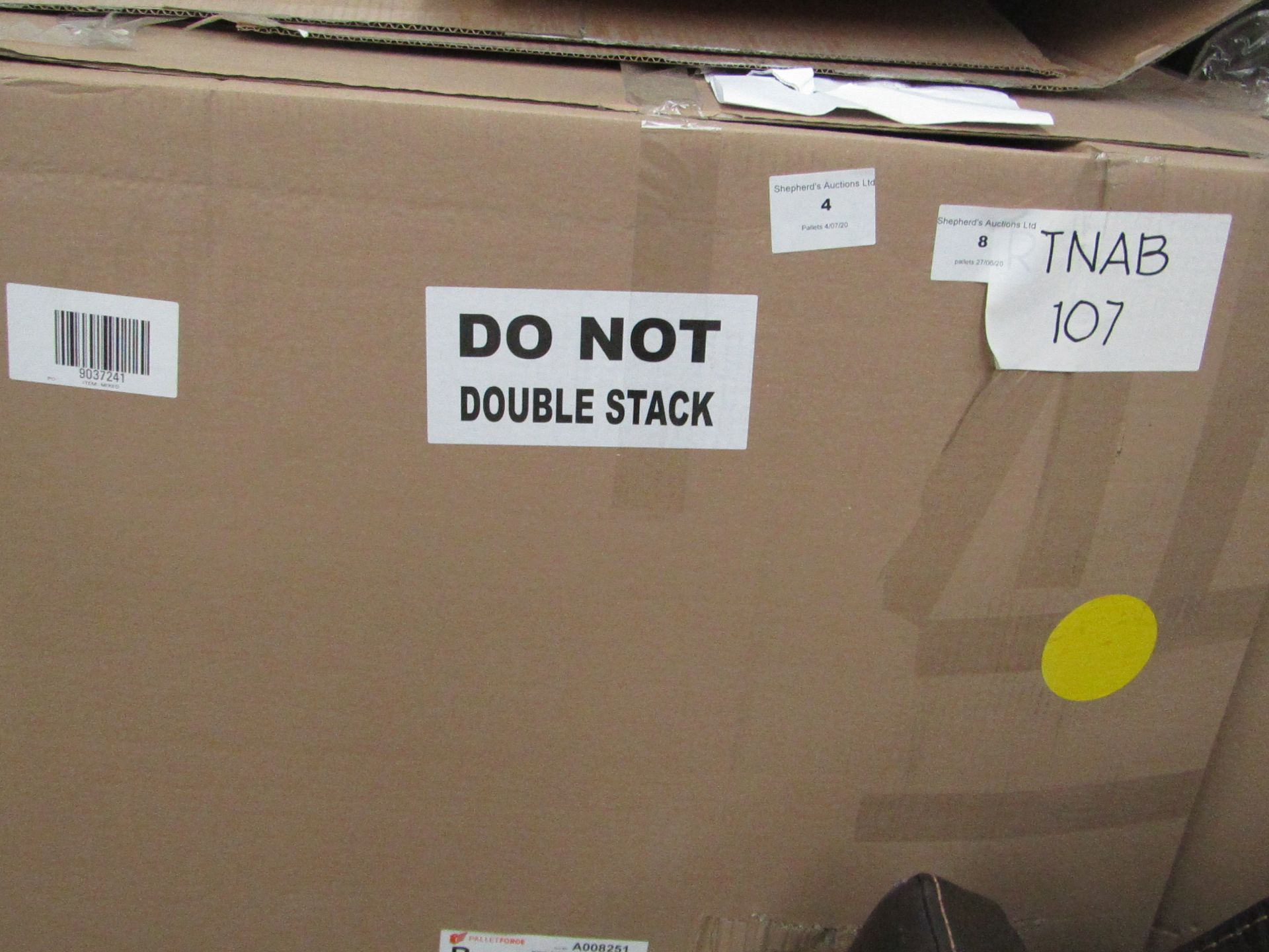 | 1x | PALLET OF APPROX 34 AIRBEDS | UNCHECKED CUSTOMER RETURNS | REF RTNAB107 | please note that