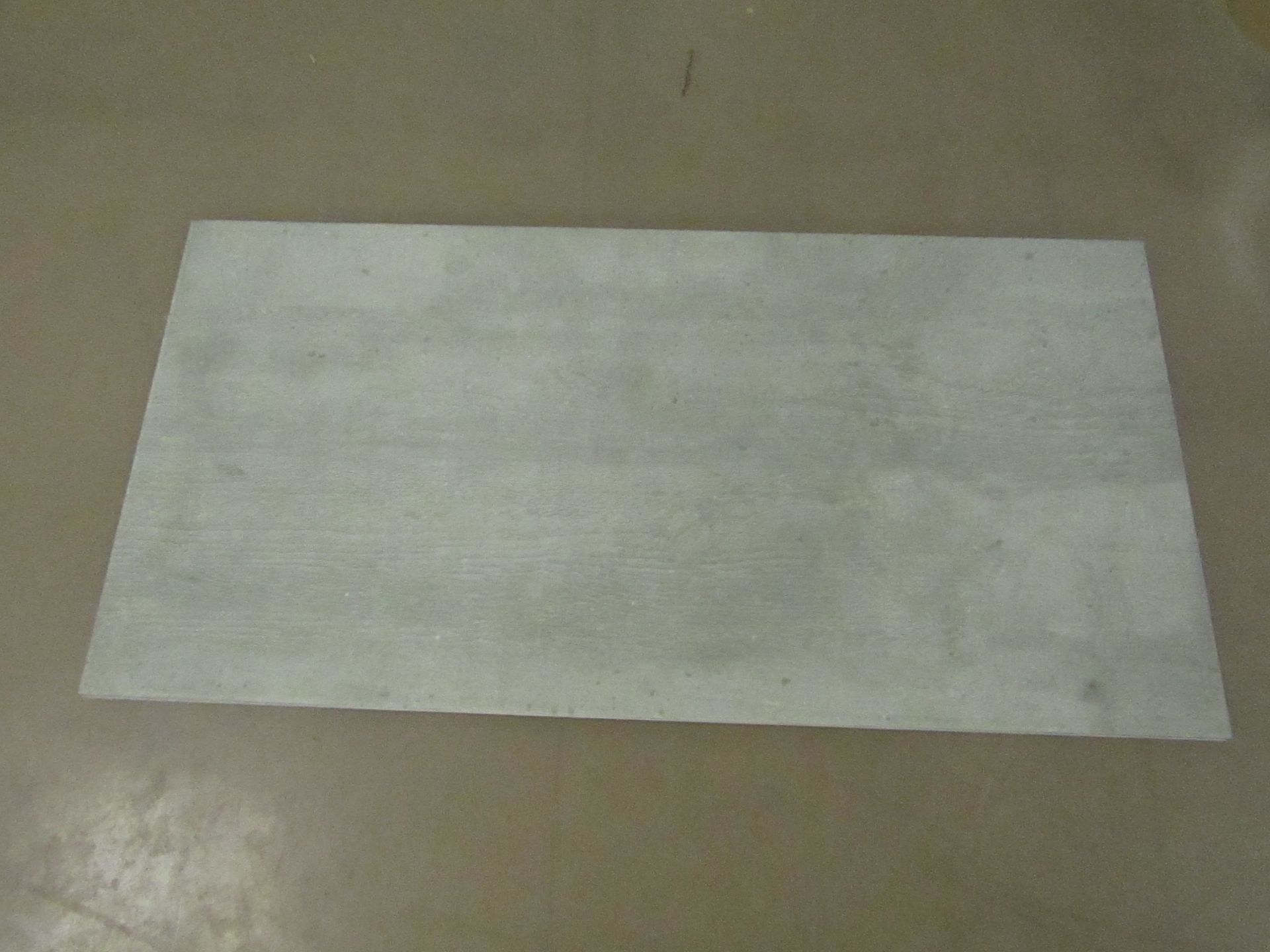 Pallet of 40x Packs of 5 Sherwood smoke Matt finish 300x600 wall and Floor Tiles By Johnsons, New,