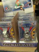 6 x One For All Remote Control Watch. Packaged