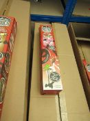 6x Handle Bar Heroes Sparkle Bike/Scooter Accessory. New & Boxed.