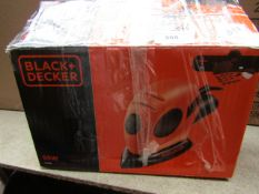Black & Decker - Mouse - Sander / Polisher - No Power & Boxed.