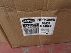 5ltr tub of Car Plan Professional Car polish, new.