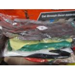 5x Various Different Pairs of Work Wear Gloves - New & Packaged,