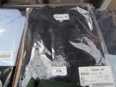 Phoenix-FR Poloshirt Anti-static - Navy - Size Medium - Packaged.
