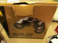 Nikon - Aculon A211 8x42 Binoculars - Unchecked & Boxed.
