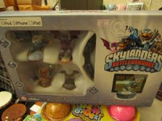 Skylanders Battlegrounds Mobiles Starter Pack. Looks new & Boxed
