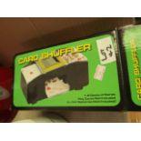 Card Shuffler. Looks Unused. Boxed