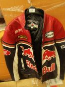 Top Gear Size Large Motorbike Jacket. Needs a Clean But no Damage
