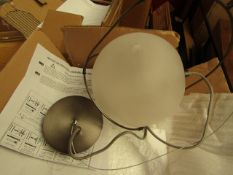 La Redoute Ceiling Light Fitting. Unused & Boxed.RRP £60