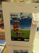 Yellowstone - Giant Tumble Tower - Unchecked & Boxed.