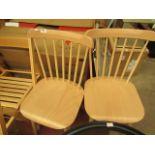 La Redoute Set of 2 Chairs. Unused