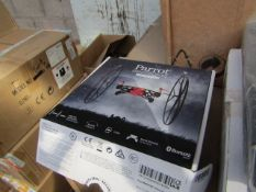 Parrot Mini Drones rolling spider, unchecked and boxed.