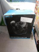 Logitech driving force shifter, untested and boxed.