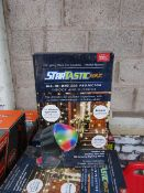 | 1X | STARTASTIC MAX ACTION LASER PROJECTORS | UNCHECKED AND BOXED | NO ONLINE RE-SALE | SKU