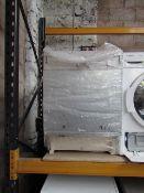 Integrated Dishwasher Untested damaged wire/plug