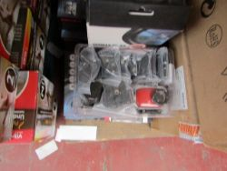 Electrical Auction containing;  Action cameras, Startastics,Treadmills,Arcade Game White goods  and much more!