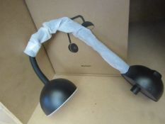 | 1X | NORTHEN BLUSH WALL LAMP | UNTESTED BUT LOOKS UNUSED (NO GUARANTEE), BOXED | RRP £123.49 |