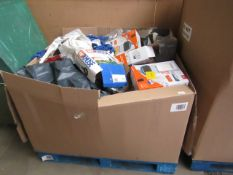 | 1X | MIX PALLET CONTAINING NUTRI BULLET PARTS PAINT RUNNER PROS AND VARIOUS XHOSES AND COPPERCHEFS