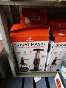 | 4X | NEW IMAGE SQUAT MAGIC | UNCHECKED AND BOXED | NO ONLINE RE-SALE | SKU C5060191467513 | RRP £