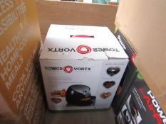 | 1X |TOWER VORTEX HEALTHY FRY 4.3L |UNCHECKED AND BOXED | NO ONLINE RE-SALE| SKU | RRP- | TOTAL