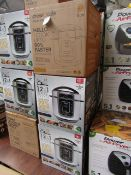 7X | 12 IN 1 DIGITAL PRESSURE COOKER | UNCHECKED AND BOXED | NO ONLINE RE-SALE | RRP £59.99 | TOTAL