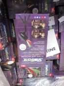 | 5X | STARTASTIC ACTION LASER PROJECTOR | UNCHECKED AND BOXED | NO ONLINE RE-SALE | SKU - | RRP £