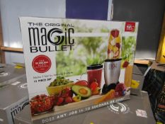 10X | MAGIC BULLET | UNTESTED AND BOXED | NO ONLINE RE-SALE | SKU C5060191467360 | RRP £39.99 |TOTAL