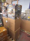 | 6X | POWER AIR FRYER COOKER 5.7LTR | UNCHECKED AND BOXED | NO ONLINE RE-SALE | SKU C506051510937 |