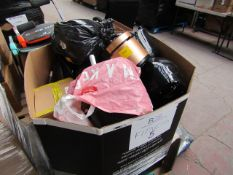 | 1X | PALLET OF APPROX 17X VARIOUS ITEMS SUCH AS PRESSURE KING PRO'S, AIR FRYERS AND MORE |