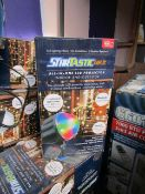 | 5X | STARTASTIC MAX ACTION LASER PROJECTORS | UNCHECKED AND BOXED | NO ONLINE RE-SALE | SKU