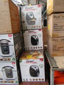 | 4X |Power Air FRYER 3.2L EXPRESS |UNTESTED AND BOXED | NO ONLINE RE-SALE | |SKU C5060191469838|RRP