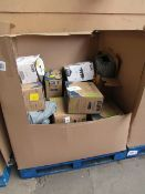 | 1X | PALLET OF APPROX 20-25 VARIOUS SIZED AIR BEDS, ALL RAW CUSTOMER RETURNS | UNCHECKED | NO