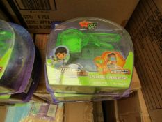 1x Box of 4 Pcs - Miles From Tomorrowland Spectral Eyescreens. New & Boxed