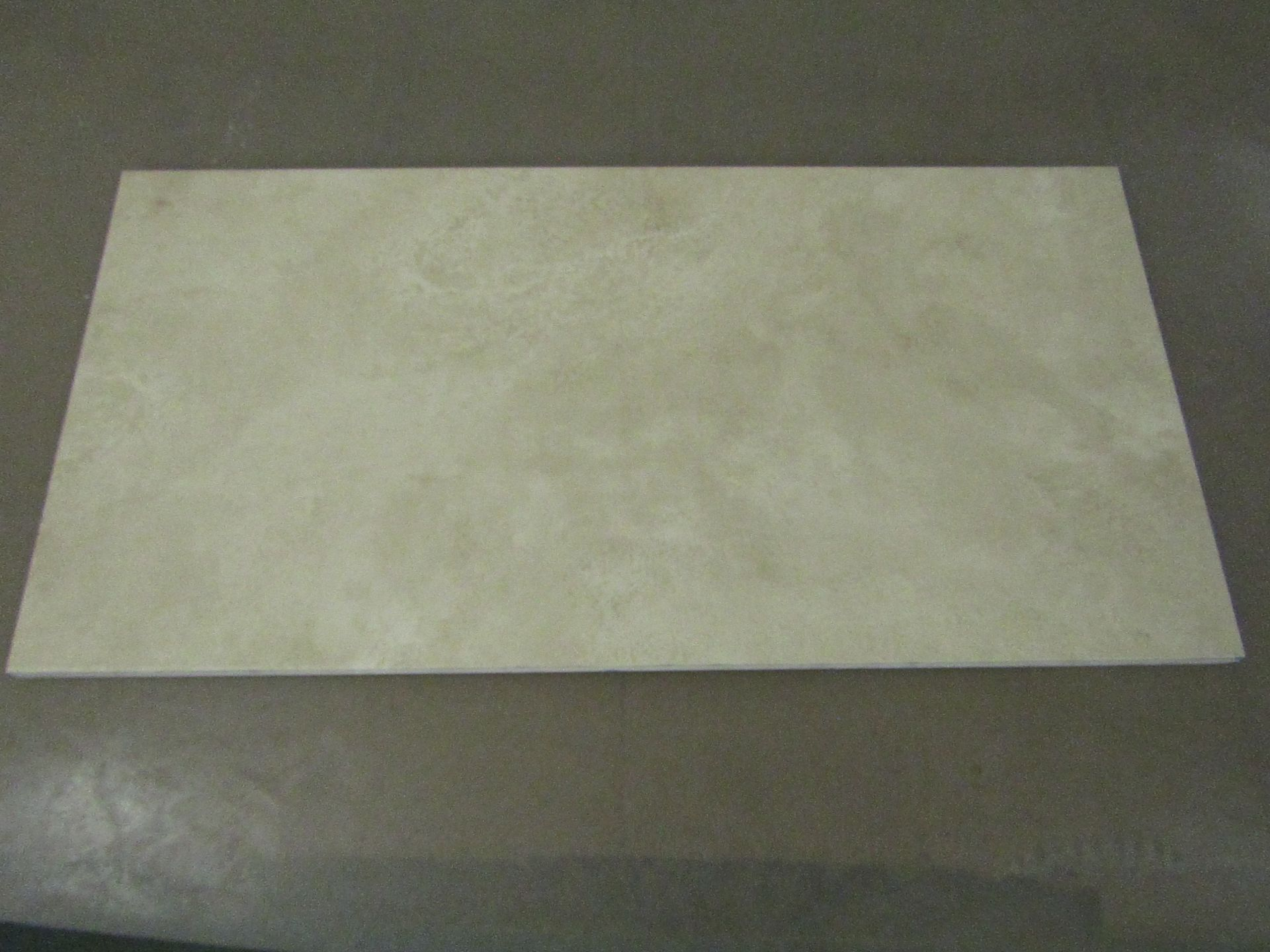 Pallet of 40x Packs of 5 Natural Beauty Sand 300x600 wall and Floor Tiles By Johnsons, New, the