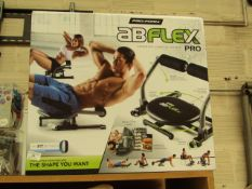 Pro Form Abflex Pro. RRP £79.99 Boxed but unchecked