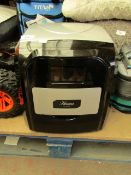 Hostess Digital Ice Maker.RRP £129.99 unchecked by us