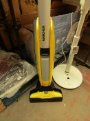 KARCHER CF5- Floor Steam Cleaner - RRP £189.99 Tested Working.