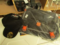 2 Call of Duty Items Being a Black ops Messenger Bag & Cap. Unused & packaged