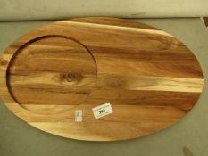Wooden Chopping Board. Unused